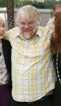 I am eight years older than Phillip Seymour Hoffman. Please tell me I don't look it.