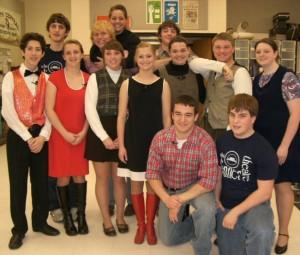 Next year's seniors - I heart them.