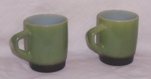 Mother & Dad drank their coffee out of these every morning.